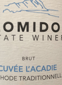 Blomidon Estate Winery Cuvée L'Acadietext
