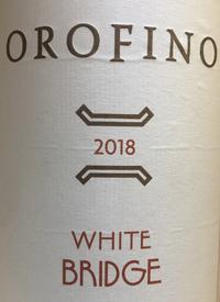 Orofino White Bridge