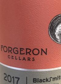 Forgeron Cellars Blacksmith Rouge