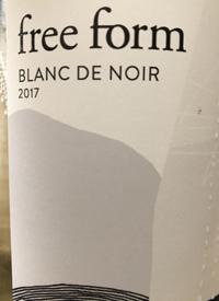 Free Form Blanc de Noirtext