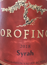 Orofino Syrah