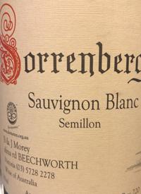 Sorrenberg Sauvignon Blanc Semillontext
