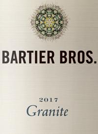 Bartier Bros. Granitetext