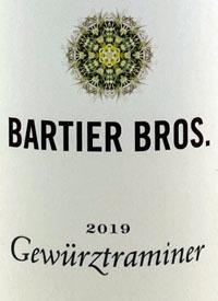 Bartier Bros. Gewürztraminertext