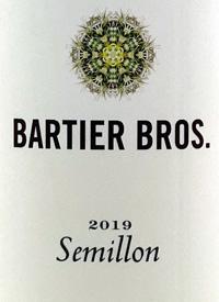 Bartier Bros. Sémillon