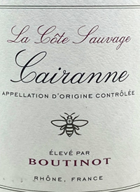 Boutinot La Côte Sauvage Cairannetext