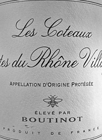 Boutinot Les Coteaux Côtes du Rhone Villagestext