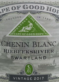 Cape of Good Hope Riebeeksrivier Chenin Blanc