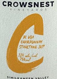 Crowsnest Family Reserve Stahltank Chardonnaytext