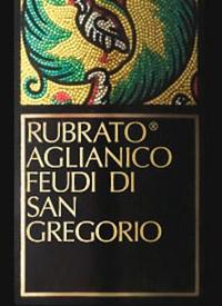 Feudi di San Gregorio Rubrato Aglianico