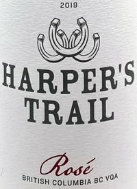 Harper's Trail Rosétext