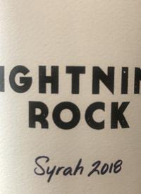 Lightning Rock Syrahtext