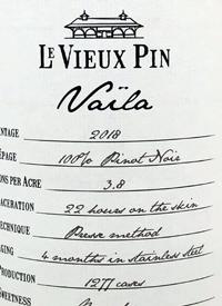 Le Vieux Pin Vaïla Rosétext