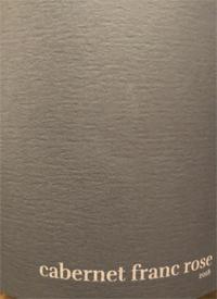Lock and Worth Cabernet Franc Rosé grey labeltext