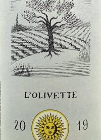 Domaine de L'Olivette Redtext