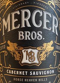 Mercer Bros. Cabernet Sauvignontext