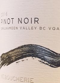 Mt. Boucherie Pinot Noirtext