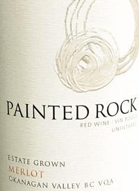Painted Rock Merlottext