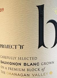 Project B Sauvignon Blanctext