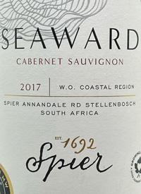 Spier Seaward Cabernet Sauvignontext