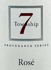 Township 7 Rosé Provenance Seriestext