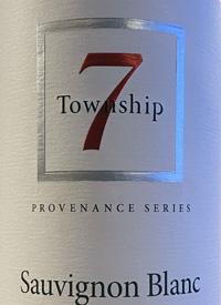 Township 7 Sauvignon Blanc Provenance Seriestext