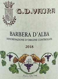 G.D. Vajra Barbera d'Albatext