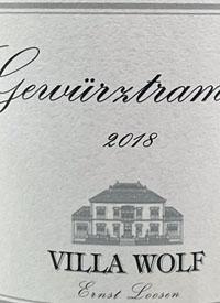 Villa Wolf Gewurztraminertext