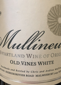 Mullineux Old Vines Whitetext