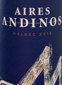 Andean Vineyards Aires Andinos Malbectext