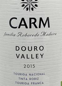 Carm Douro Tintotext