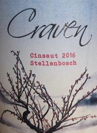 Craven Wines Cinsauttext