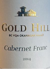 Gold Hill Cabernet Franctext