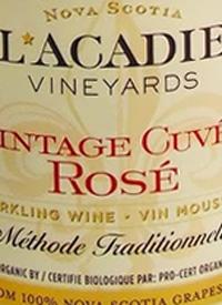 L'Acadie Vineyards Vintage Cuvée Rosétext