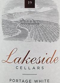 Lakeside Cellars Portage Whitetext