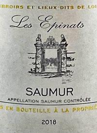 Alliance Loire Lieu Dit Les Epinats Saumer