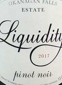 Liquidity Estate Pinot Noir Estatetext