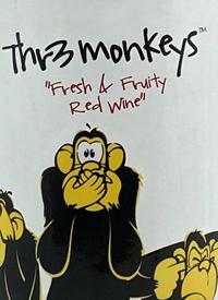 Thr3 Monkeys Tempranillotext
