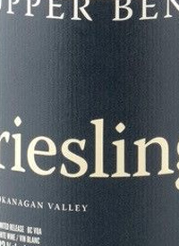 Upper Bench Riesling Limited Release