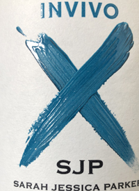 Invivo X SJP Sauvignon Blanc Sarah Jessica Parkertext