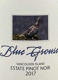 Blue Grouse Estate Pinot Noir