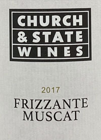 Church and State Signature Frizzante Muscattext