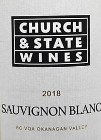 Church & State Wines Sauvignon Blanctext