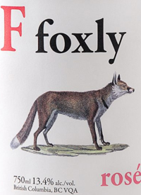 F Foxly Rosétext