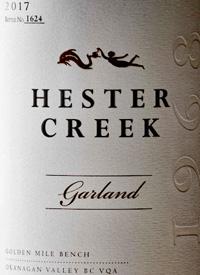 Hester Creek Garland