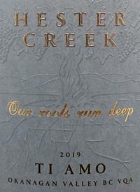 Hester Creek Ti Amotext