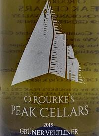 O'Rourke's Peak Cellars Grüner Veltlinertext