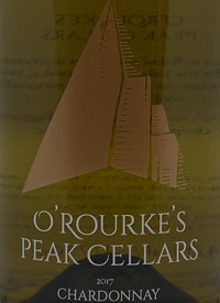 O'Rourke's Peak Cellars Chardonnaytext