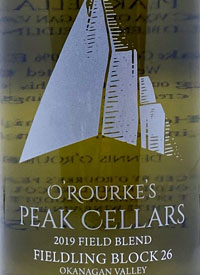 O'Rourke's Peak Cellars Fieldling Block 26 Field Blendtext