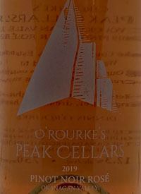 O'Rourke's Peak Cellars Pinot Noir Rosétext